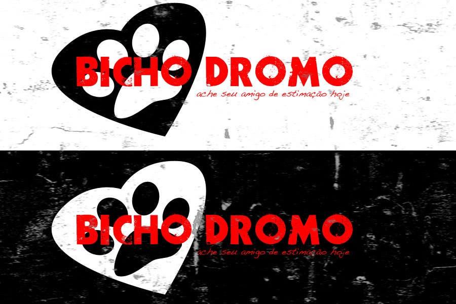 Contest Entry #215 for Logo design for Bichodromo.com.br