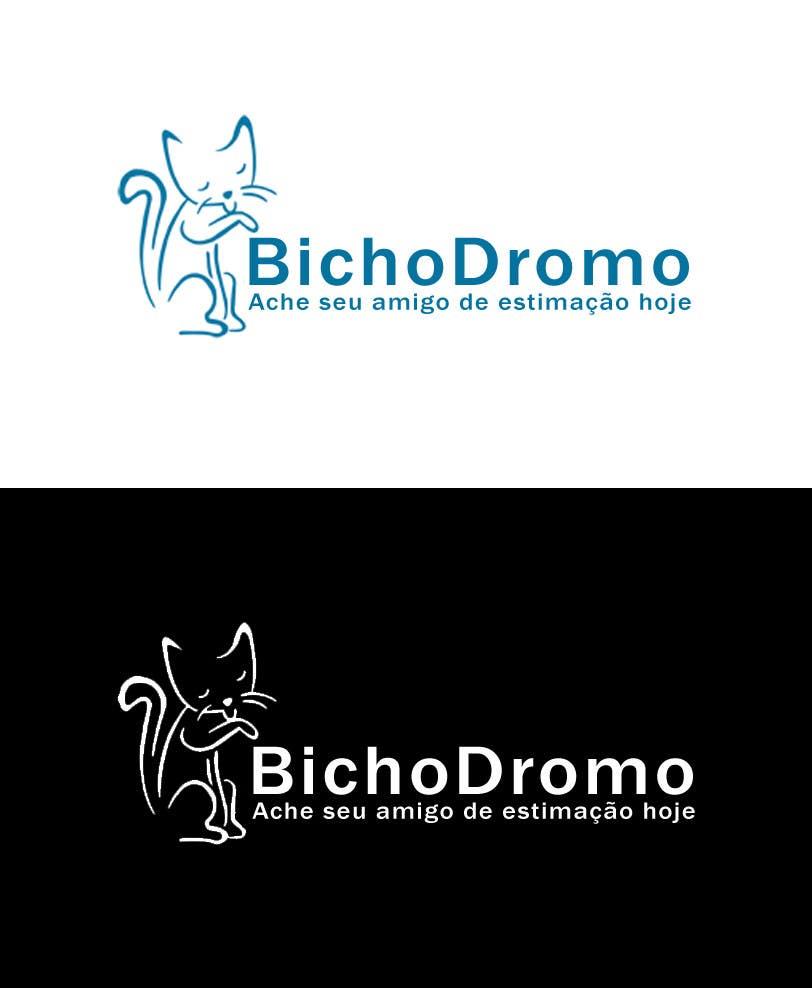 Contest Entry #90 for Logo design for Bichodromo.com.br