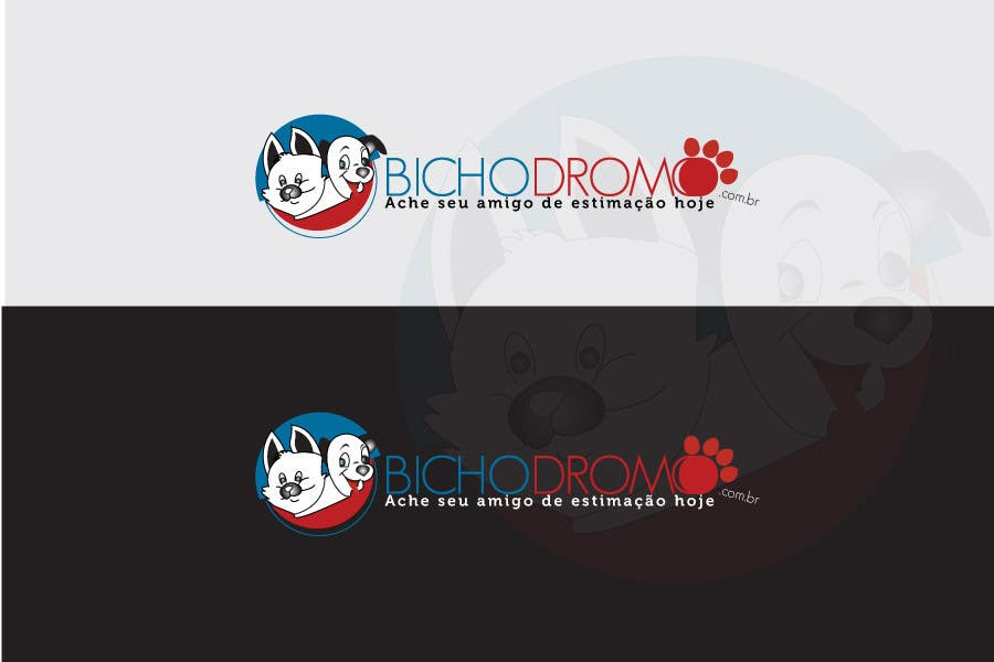 Contest Entry #97 for Logo design for Bichodromo.com.br