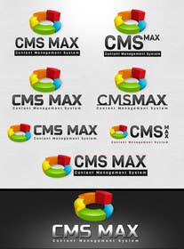 #295 for Design a Logo for CMS Max by MishAMan
