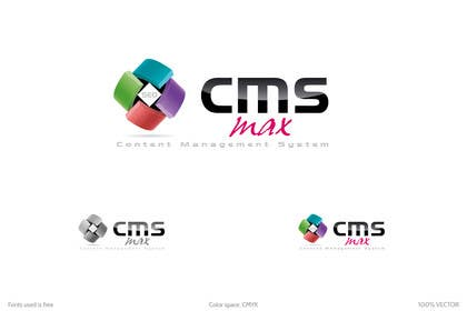 #258 for Design a Logo for CMS Max by krustyo