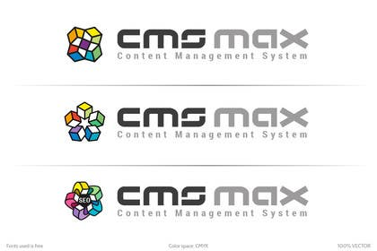#356 for Design a Logo for CMS Max by krustyo