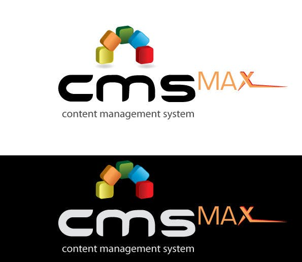 #285 for Design a Logo for CMS Max by risonsm