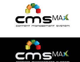 #287 for Design a Logo for CMS Max af risonsm