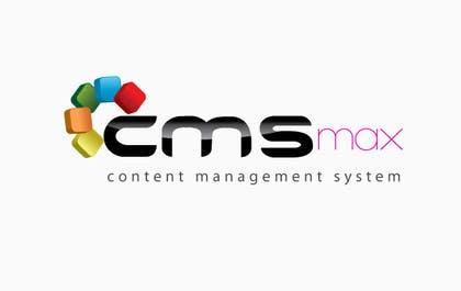 #290 for Design a Logo for CMS Max by risonsm