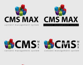 #310 for Design a Logo for CMS Max af risonsm