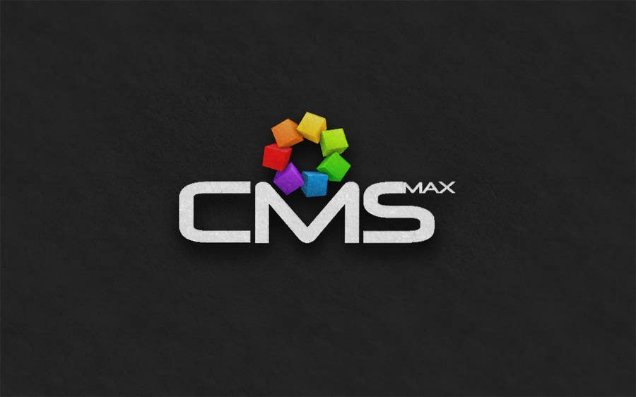 #147 for Design a Logo for CMS Max by niccroadniccroad