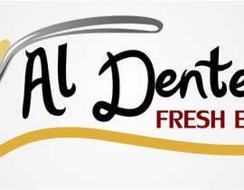 "#20 for Design a Logo for ""Al Dente"" af ben2ty"