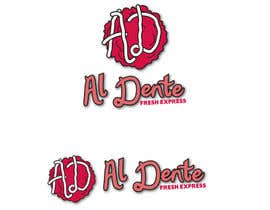 "#25 para Design a Logo for ""Al Dente"" por stefanciantar"