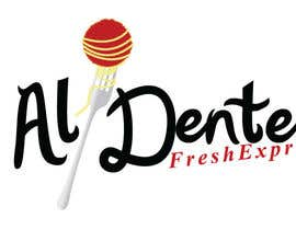 "#31 para Design a Logo for ""Al Dente"" por bibz"