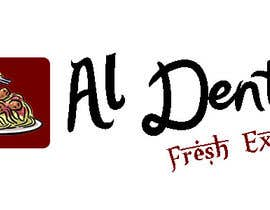 "#19 para Design a Logo for ""Al Dente"" por snowvolcano2012"