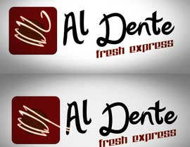 "#22 for Design a Logo for ""Al Dente"" af bunakiddz"