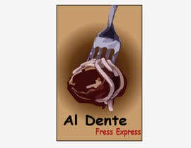 "#23 for Design a Logo for ""Al Dente"" af rubinadesai"