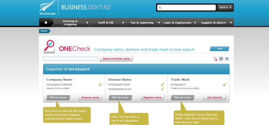 #323 for Create a Business Name and Domain Name by nupurgoyal