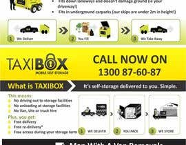 nº 2 pour Design an Advertisement for joint marketing - Mobile Skips / Man With a Van / Taxi Box par ezesol