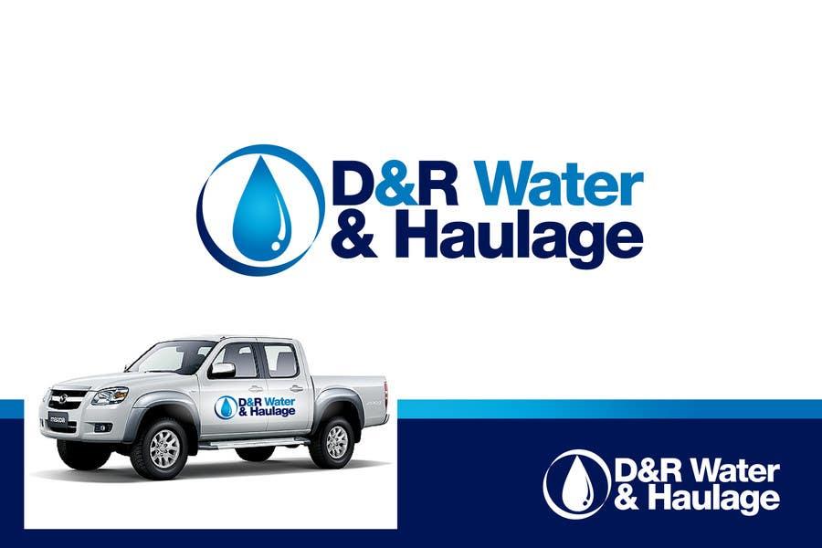 Proposition n°27 du concours D & R Water & Haulage