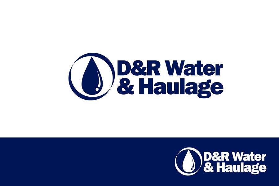 Proposition n°74 du concours D & R Water & Haulage