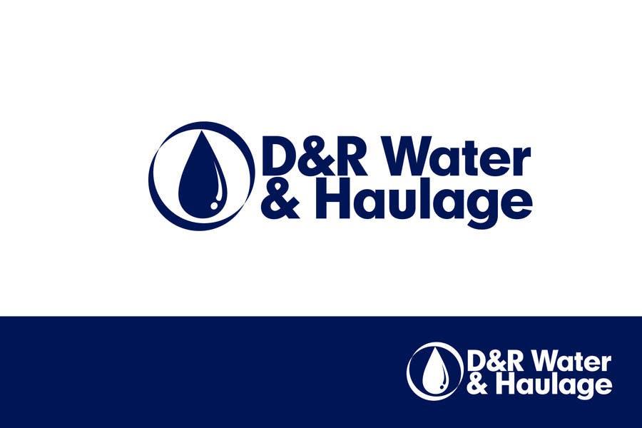 Proposition n°76 du concours D & R Water & Haulage