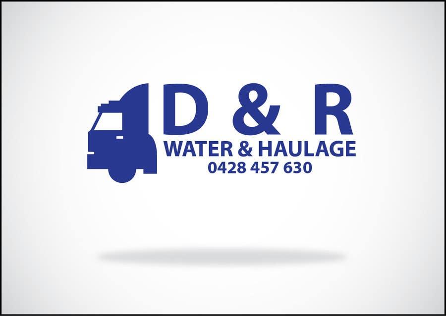 Proposition n°83 du concours D & R Water & Haulage