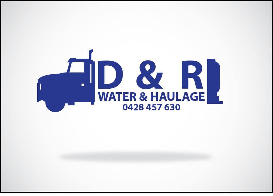 Inscrição nº 96 do Concurso para D & R Water & Haulage