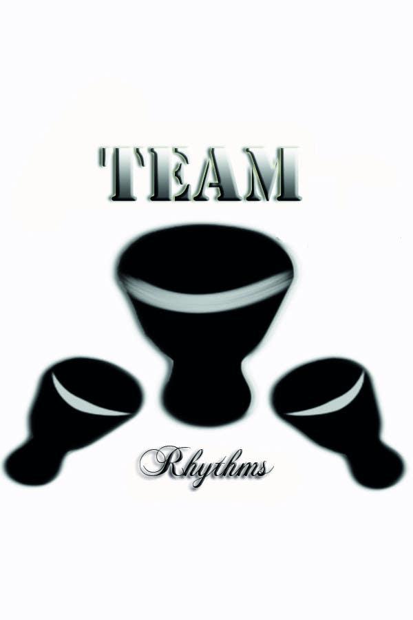 Inscrição nº 86 do Concurso para Logo Design for Team Rhythms