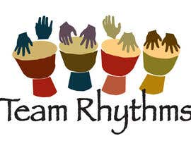nº 19 pour Logo Design for Team Rhythms par TJS91