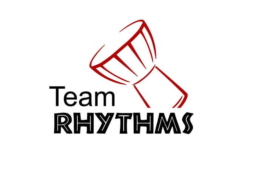 Inscrição nº 157 do Concurso para Logo Design for Team Rhythms
