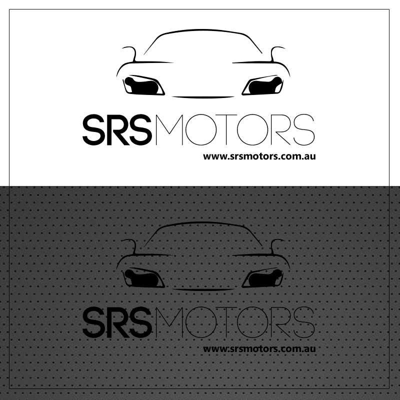 Entry 300 By Onclickpp For Design A Logo For Car Sales Service