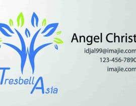#43 untuk Tresbella Asia Logo Design Competition oleh iDjal99