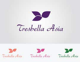 #5 untuk Tresbella Asia Logo Design Competition oleh ramizuki