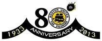 Bài tham dự #24 về Graphic Design cho cuộc thi Design a Logo for Boston United Football Club's 80th Anniversary