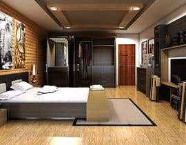 #44 cho Modern Bedroom Set Design bởi marti14