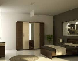 #21 cho Modern Bedroom Set Design bởi archmoshiur