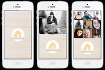 Graphic Design Inscrição do Concurso Nº5 para Design an App Mockup for Homeless Tracking Mobile App