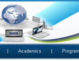 #50 para Header design for our new eLearning site por maksraja