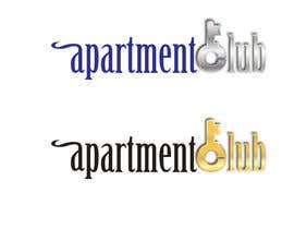 nº 47 pour Design a Logo for Apartment Club par nicoscr