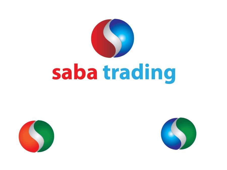 Kilpailutyö #97 kilpailussa Design a Logo for saba trading