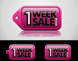 #61 para Design a Logo for 1weeksale por marumalu