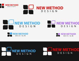 #12 untuk Design a Logo for New Method Designs oleh pankaj86