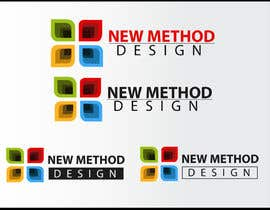 #25 untuk Design a Logo for New Method Designs oleh pankaj86