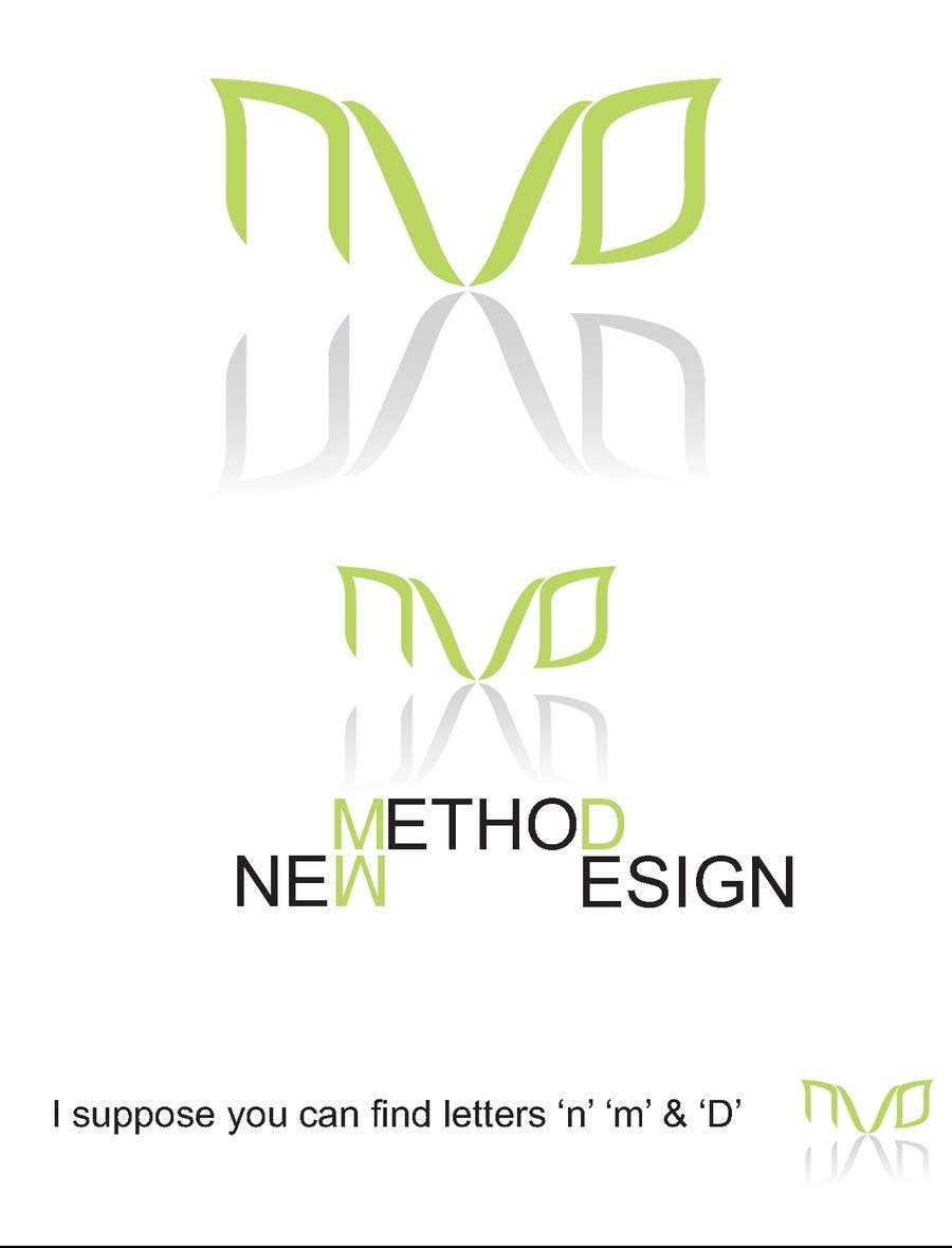 Contest Entry #83 for Design a Logo for New Method Designs