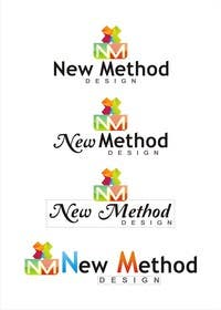#128 for Design a Logo for New Method Designs by usmanarshadali