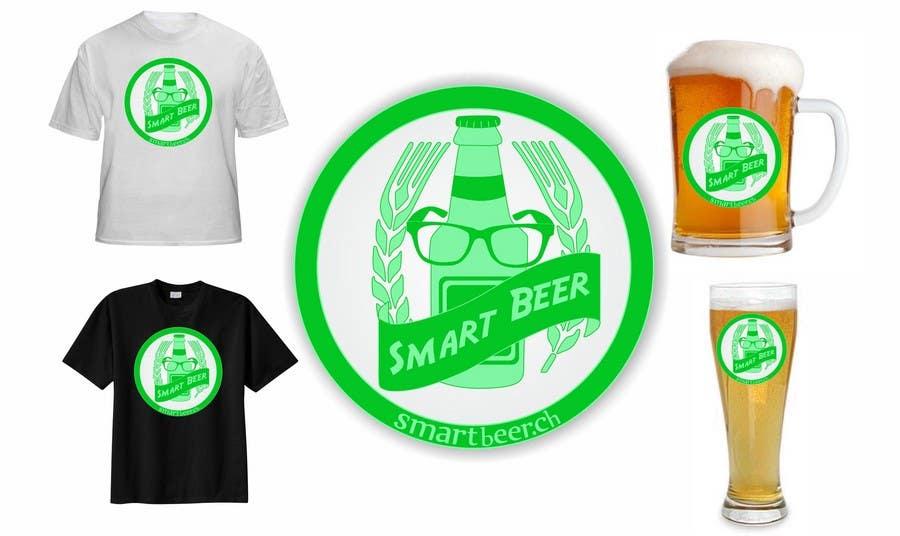 Konkurrenceindlæg #279 for Logo Design for SmartBeer
