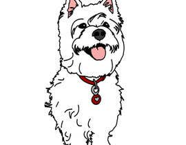 #12 for crreate a cartoon illustration of my dog for a childrens book by pong10