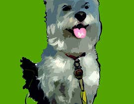 nº 21 pour crreate a cartoon illustration of my dog for a childrens book par lijoolijo