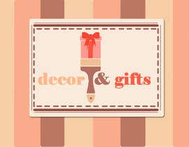 #83 para Design a Logo for Decor & Gifts por Arreane21