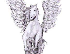 #19 for Draw a Pegasus by nastas