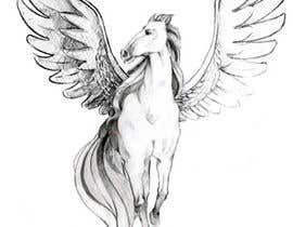 #16 for Draw a Pegasus by sophialotus