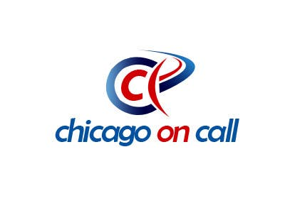 Kilpailutyö #341 kilpailussa Logo Design for Chicago On Call