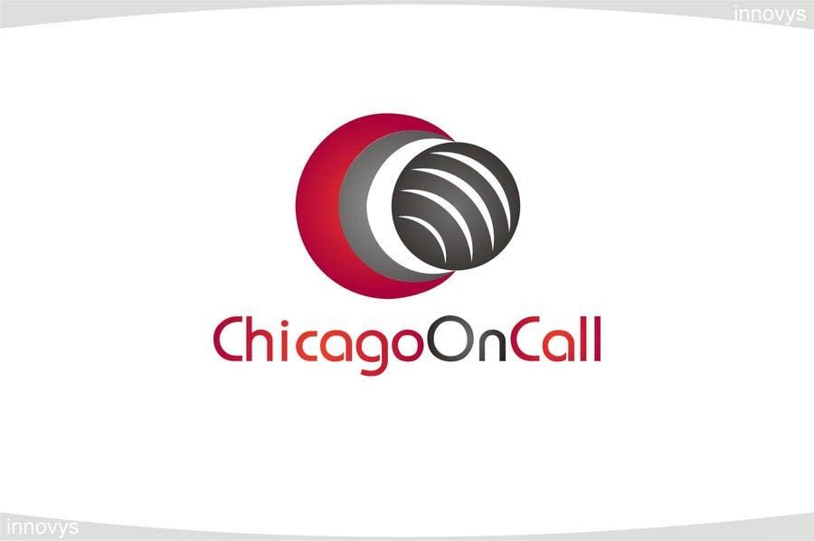 Kilpailutyö #307 kilpailussa Logo Design for Chicago On Call